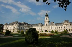 8 Keszthely kasteel